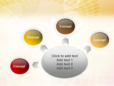 Circles PowerPoint Template Slide 7