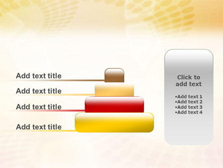 Circles PowerPoint Template Slide 8