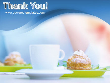 Tea Party PowerPoint Template Slide 20