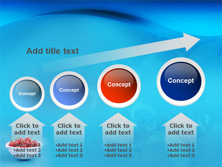 Bowl Full Of Cherries PowerPoint Template Slide 13