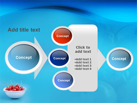 Bowl Full Of Cherries PowerPoint Template Slide 17