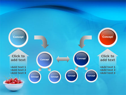 Bowl Full Of Cherries PowerPoint Template Slide 19