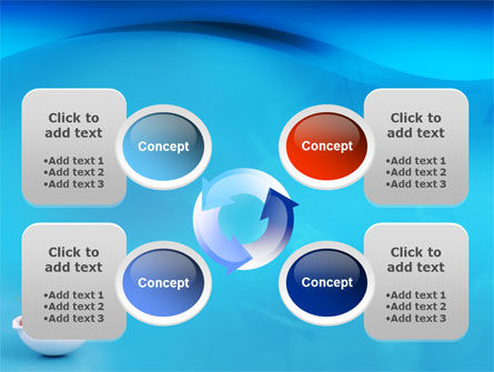 Bowl Full Of Cherries PowerPoint Template Slide 9