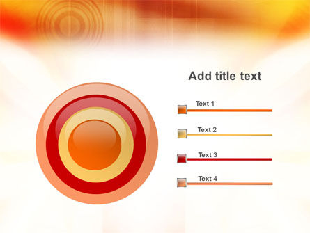 Numbers PowerPoint Template Slide 9