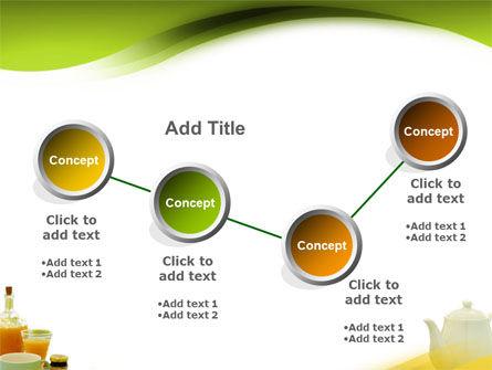 Luncheon PowerPoint Template Slide 6