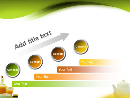 Luncheon PowerPoint Template Slide 9