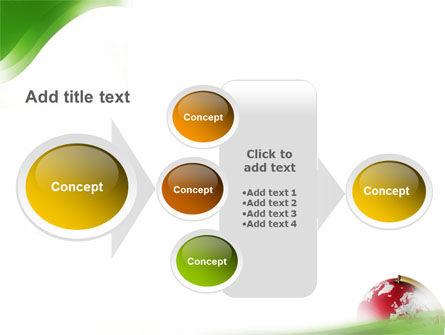 Terrestrial Globe PowerPoint Template Slide 17