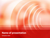 Abstract/Textures: Spiral PowerPoint Template #01542