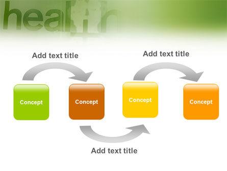 Health PowerPoint Template, Slide 4, 01545, Medical — PoweredTemplate.com