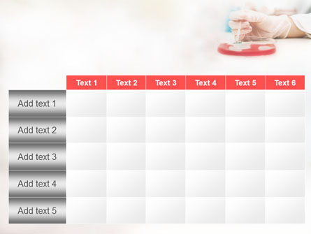 Medical Lab's Tests PowerPoint Template Slide 15