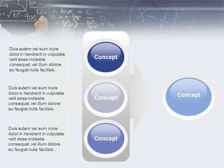 Studying PowerPoint Template Slide 11