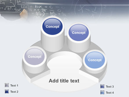 Studying PowerPoint Template Slide 12