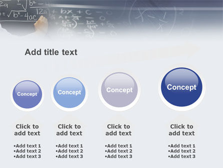 Studying PowerPoint Template Slide 13