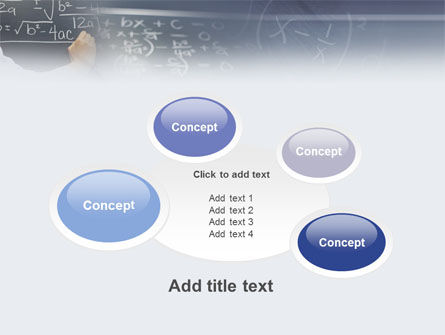 Studying PowerPoint Template Slide 16
