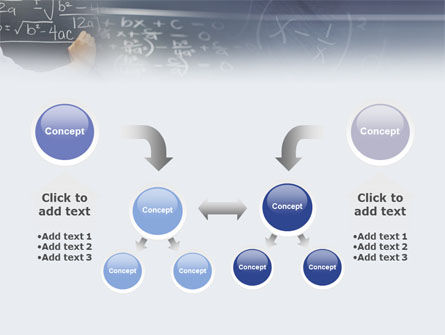 Studying PowerPoint Template Slide 19
