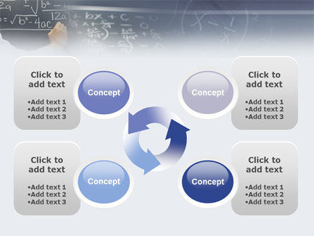 Studying PowerPoint Template Slide 9