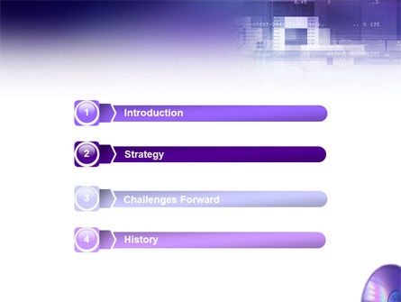 Compact Disc Storages PowerPoint Template, Slide 3, 01551, Technology and Science — PoweredTemplate.com