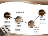Dice PowerPoint Template#6