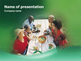 Holiday/Special Occasion: Picnic PowerPoint Template #01556