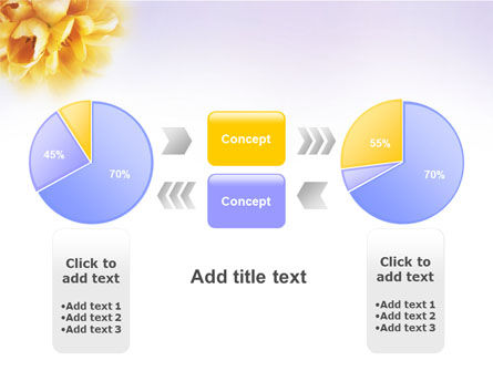 Bouquet PowerPoint Template Slide 11