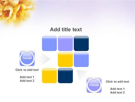 Bouquet PowerPoint Template Slide 16