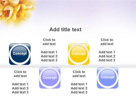 Bouquet PowerPoint Template Slide 19