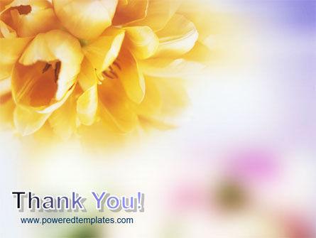 Bouquet PowerPoint Template Slide 20