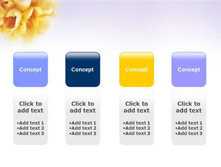 Bouquet PowerPoint Template Slide 5