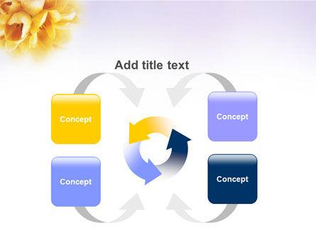 Bouquet PowerPoint Template Slide 6