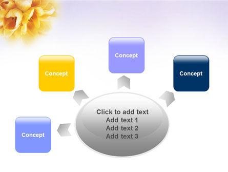 Bouquet PowerPoint Template Slide 7