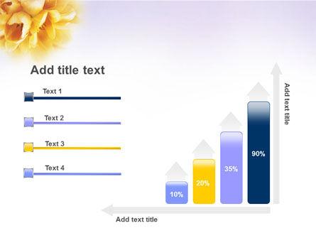 Bouquet PowerPoint Template Slide 8