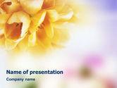 Nature & Environment: Bouquet PowerPoint Template #01557