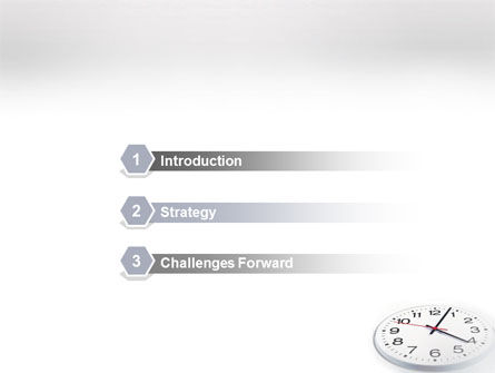 Time Checking PowerPoint Template Slide 3