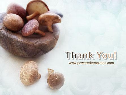 Mushroom Free PowerPoint Template Slide 20