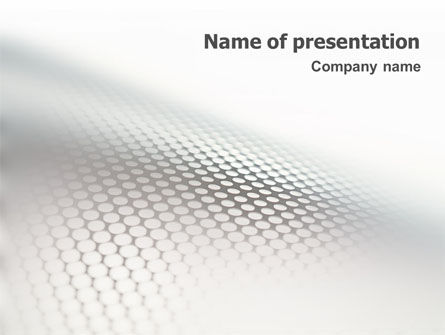 Abstract/Textures: Minimal PowerPoint Template #01563