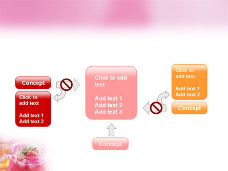 Raspberry Milk Shake PowerPoint Template Slide 13