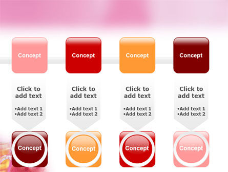 Raspberry Milk Shake PowerPoint Template Slide 18