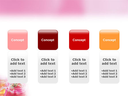 Raspberry Milk Shake PowerPoint Template Slide 5