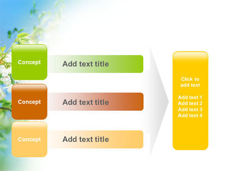 Springtime PowerPoint Template Slide 12