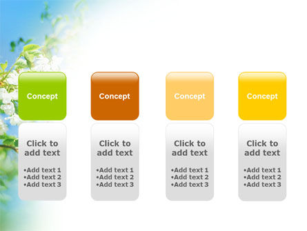 Springtime PowerPoint Template Slide 5