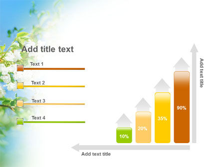 Springtime PowerPoint Template Slide 8