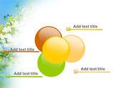 Springtime PowerPoint Template#10