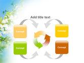 Springtime PowerPoint Template#6