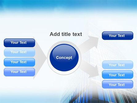 Shining Skyscraper PowerPoint Template Slide 14