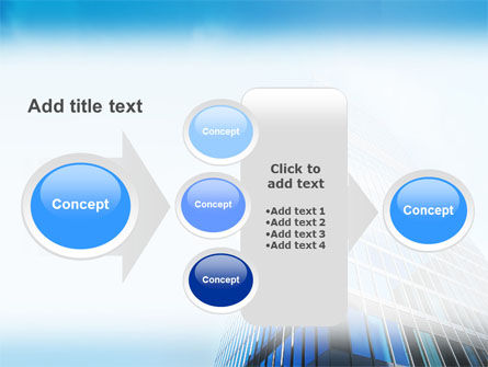 Shining Skyscraper PowerPoint Template Slide 17