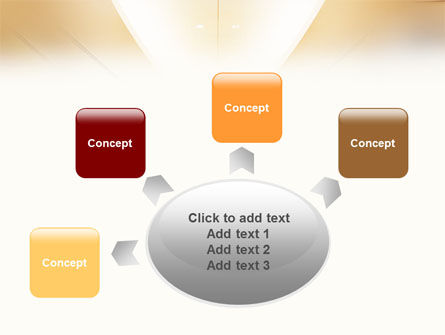 Conference Hall Negotiation PowerPoint Template Slide 7
