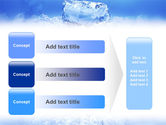 Ice PowerPoint Template#12