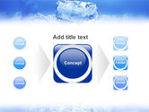 Ice PowerPoint Template#17