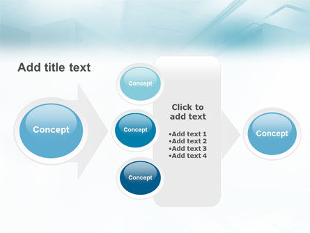 Training In A Blue Room PowerPoint Template Slide 17