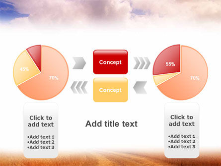 Fields of Gold PowerPoint Template Slide 11